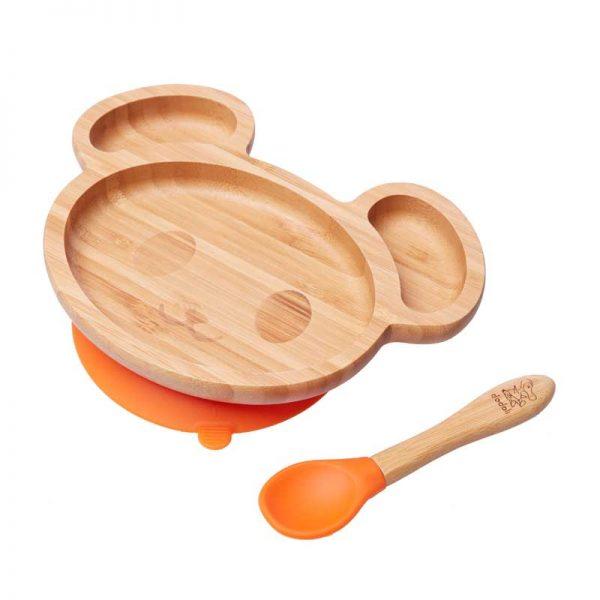 1-farfurie-bambus-soricel-autodiversifiare-lingurita-silicon-portocaliu-main